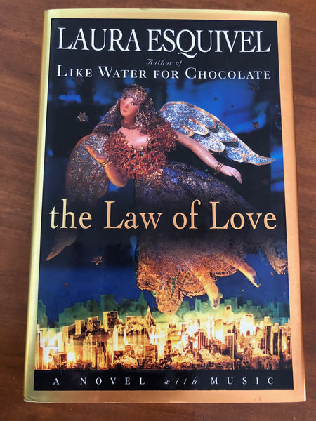 Esquivel, Laura - Law of Love (Hardcover)