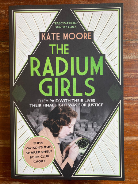 Moore, Kate - Radium Girls (Paperback)