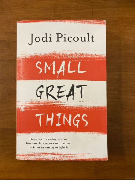 Picoult, Jodi - Small Great Things (Paperback)