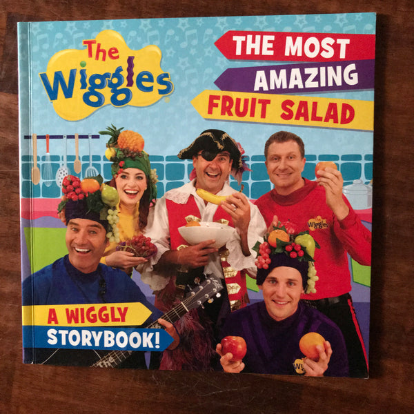 Wiggles - Most Amazing Fruit Salad (Paperback)