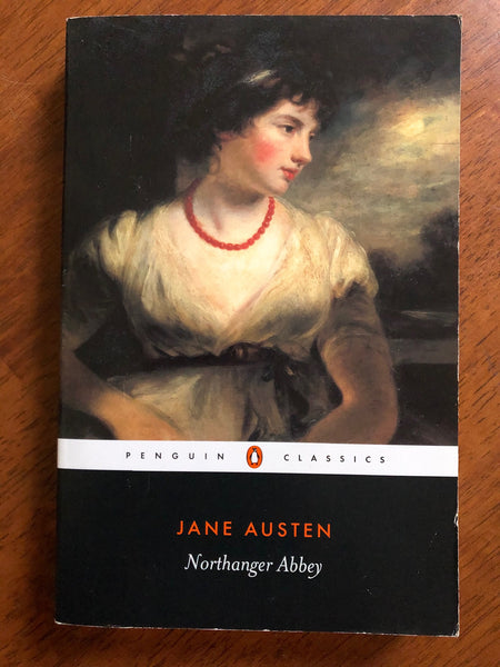 Austen, Jane - Northanger Abbey (Penguin Paperback)