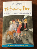 Blyton, Enid - Classic Collection - Famous Five Five Go Adventuring Again (Paperback)