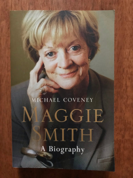 Coveney, Michael - Maggie Smith (Trade Paperback)