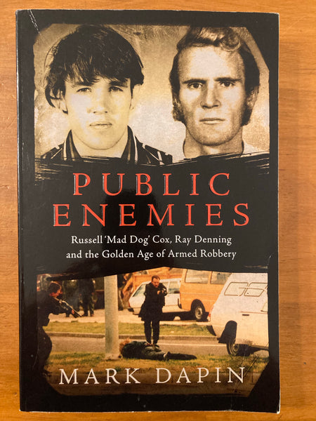 Dapin, Mark - Public Enemies (Trade Paperback)