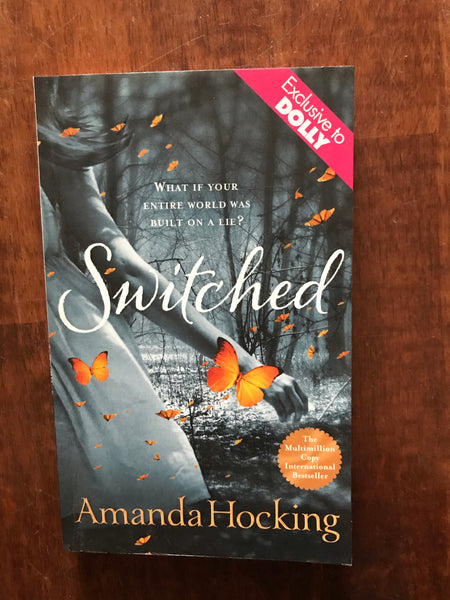 Hocking, Amanda - Switched (Paperback)