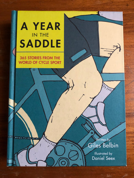 Belbin, Giles - Year in the Saddle (Hardcover)