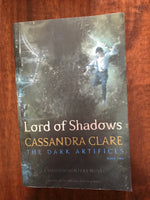 Clare, Cassandra - Dark Artifices 02 Lord of Shadows (Trade Paperback)