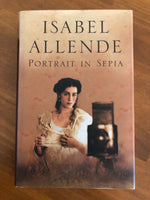 Allende, Isabel - Portrait in Sepia (Trade Paperback)