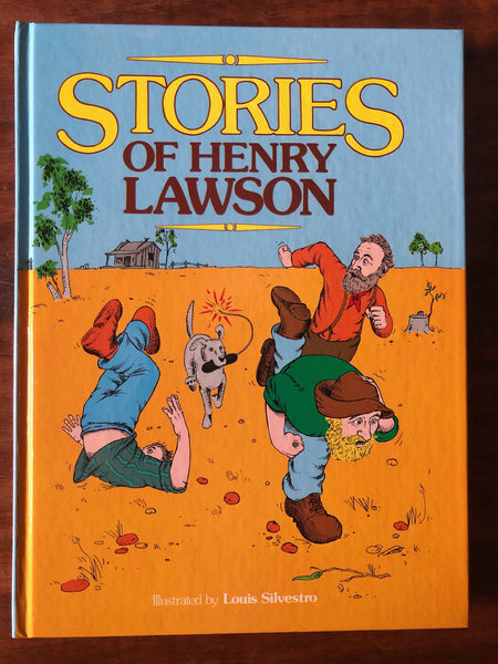 Lawson, Henry - Stories of Henry Lawson (Hardcover)