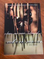Figiel, Sia - Where We Once Belonged (Paperback)