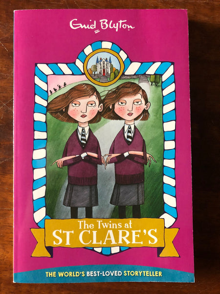 Blyton, Enid - Classic Collection - Twins at St Clare's (Paperback)