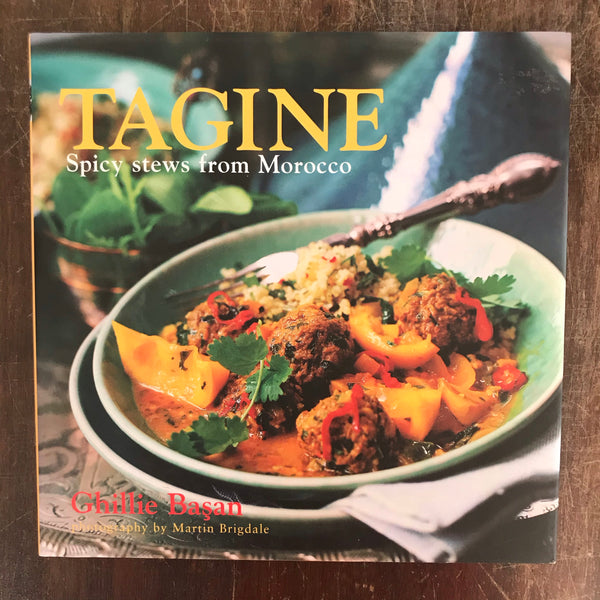 Basan, Chillie - Tagine (Hardcover)