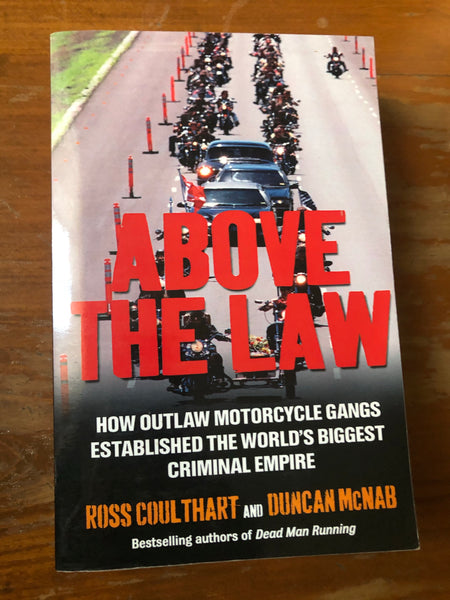 Coulthart, Ross - Above the Law (Paperback)