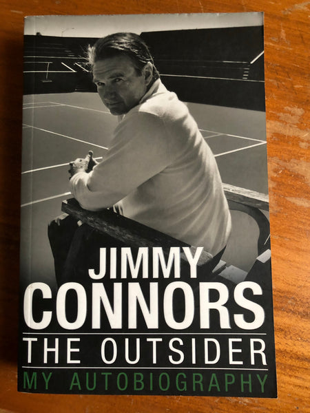 Connors, Jimmy - Outsider (Paperback)