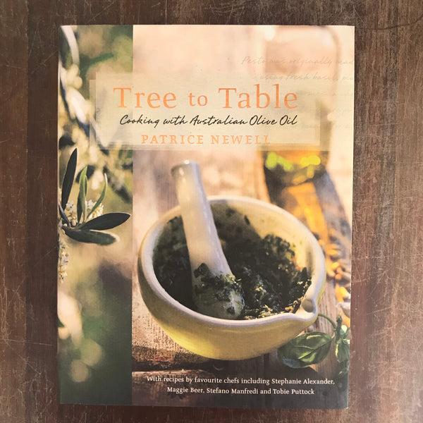 Newell, Patrice - Tree to Table (Hardcover)