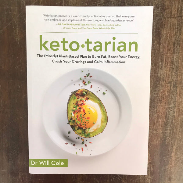 Cole, Will - Ketotarian (Paperback)