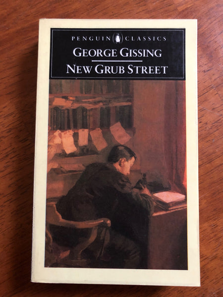Gissing, George - New Grub Street (Paperback)