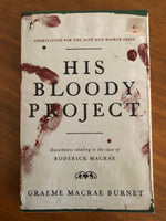 Burnet, Graeme Macrae - His Bloody Project (Paperback)