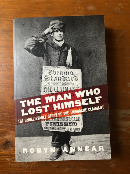 Annear, Robyn - Man Who Lost Himself (Trade Paperback)