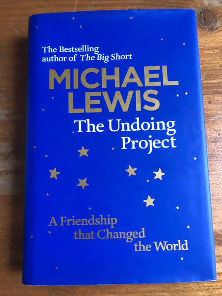 Lewis, Michael - Undoing Project (Hardcover)