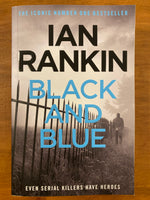 Rankin, Ian - Black and Blue (Paperback)