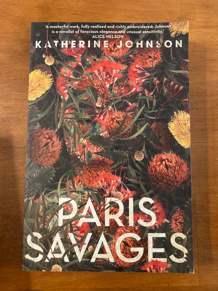 Johnson, Katherine - Paris Savages (Trade Paperback)