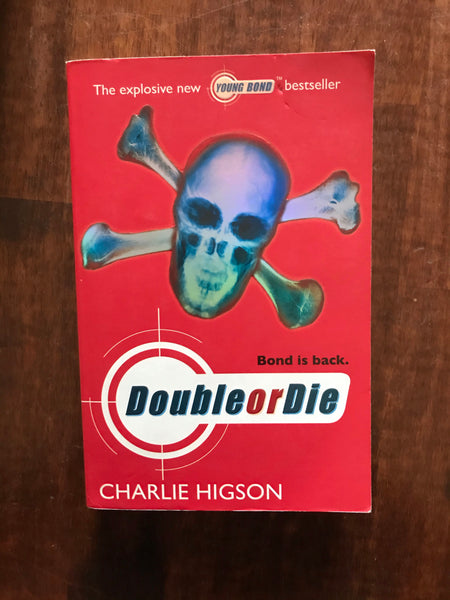 Higson, Charlie - Double or Die (Paperback)