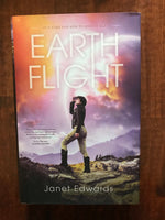 Edwards, Janet - Earth Flight (Hardcover)