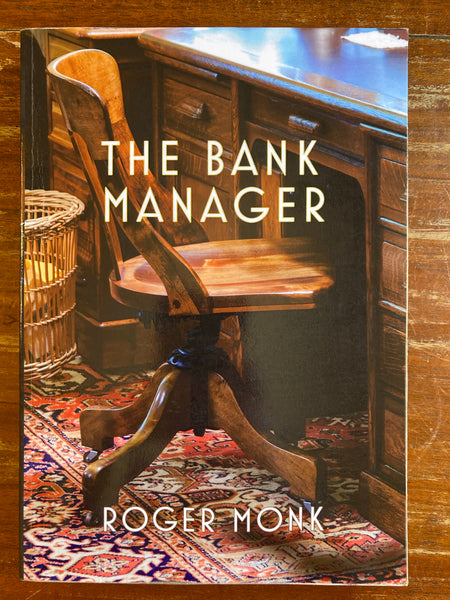 Monk, Roger - Bank Manager (Paperback)