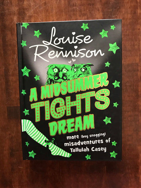 Rennison, Louise - Midummer Tights Dream (Hardcover)