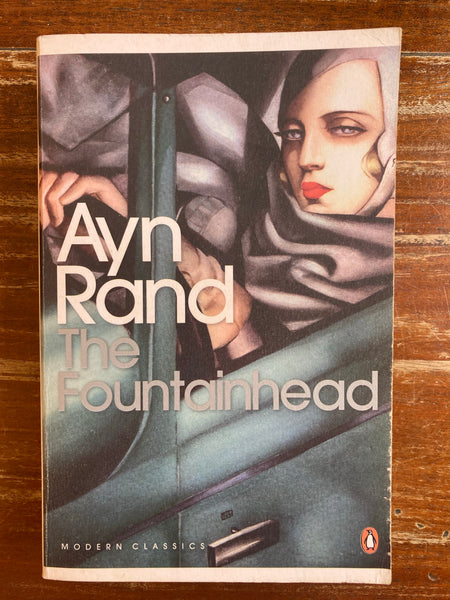 Rand, Ayn - Fountainhead (Paperback)