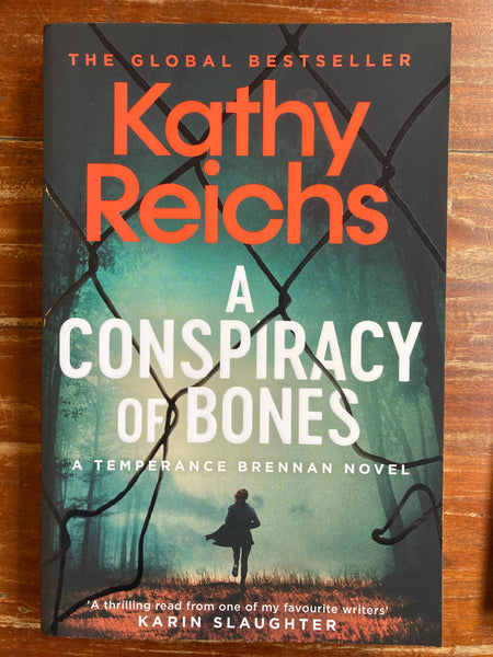 Reichs, Kathy - Conspiracy of Bones (Trade Paperback)