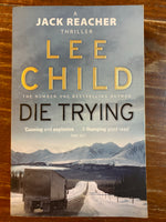Child, Lee - Die Trying (Paperback)