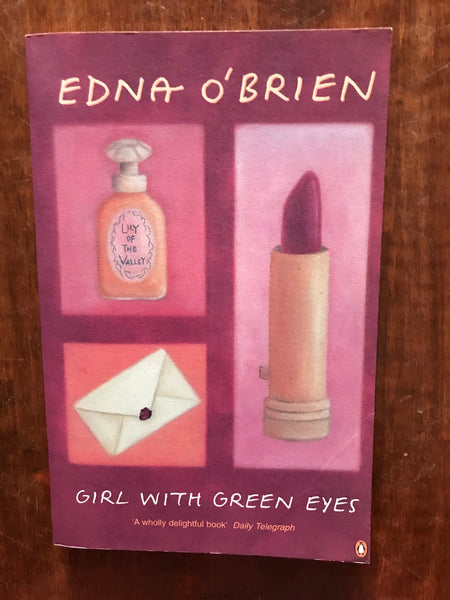 O'Brien, Edna - Girl with Green Eyes (Paperback)
