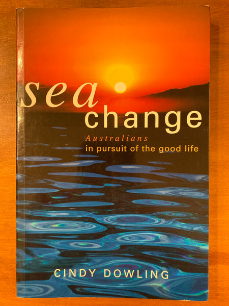 Dowling, Cindy - Sea Change (Trade Paperback)