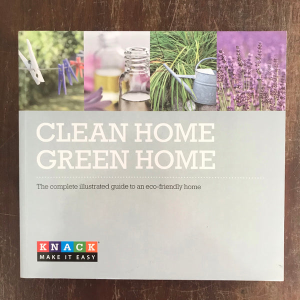 Knack  - Clean Home Green Home (Paperback)