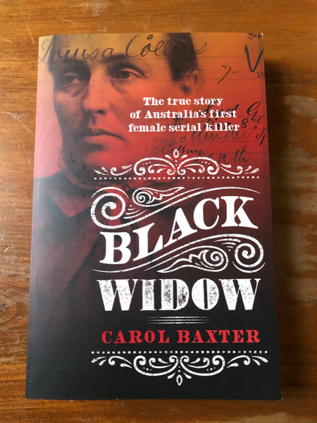 Baxter, Carol - Black Widow (Trade Paperback)