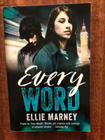 Marney, Ellie - Every Word (Paperback)