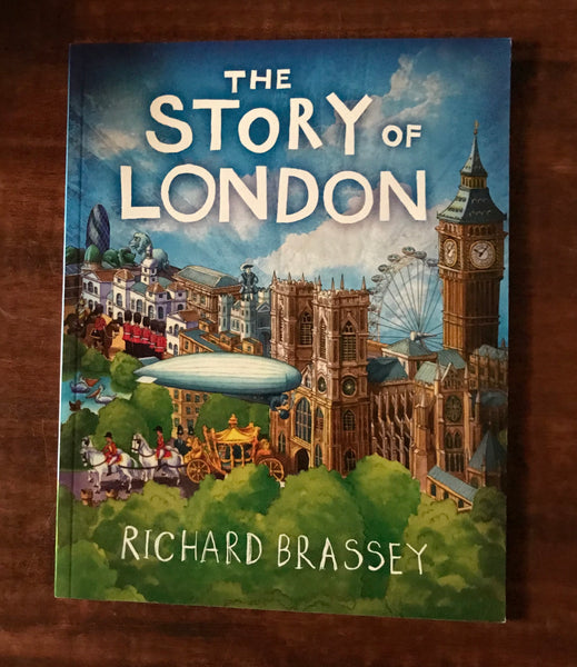 Brassey, Richard - Story of London (Paperback)