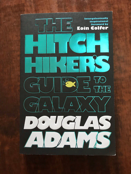Adam, Douglas - Hitch Hikers Guide to the Galaxy (Paperback)