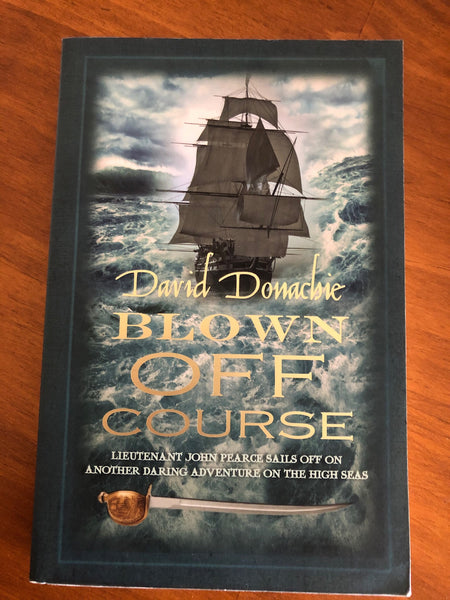 Donachie, David - Blown Off Course (Paperback)