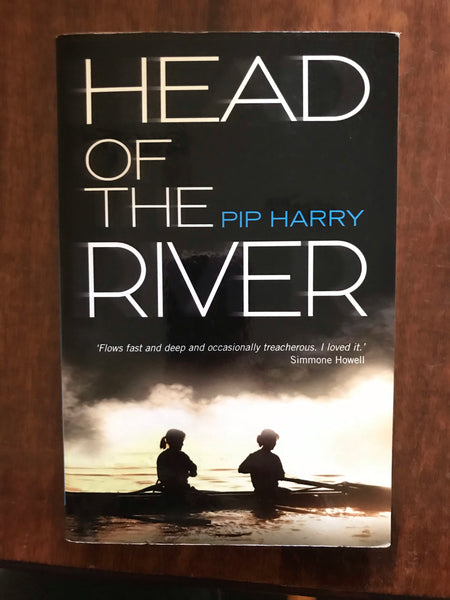 Harry, Pip - Head of the River (Paperback)