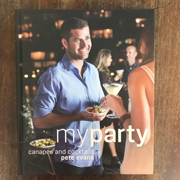 Evans, Pete - My Party (Hardcover)