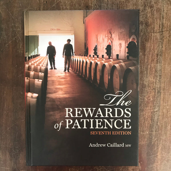 Caillard, Andrew - Rewards of Patience (Hardcover)