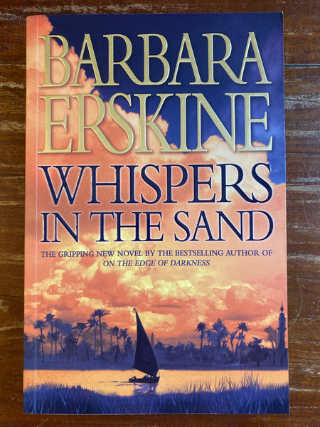 Erskine, Barbara - Whispers in the Sand (Trade Paperback)