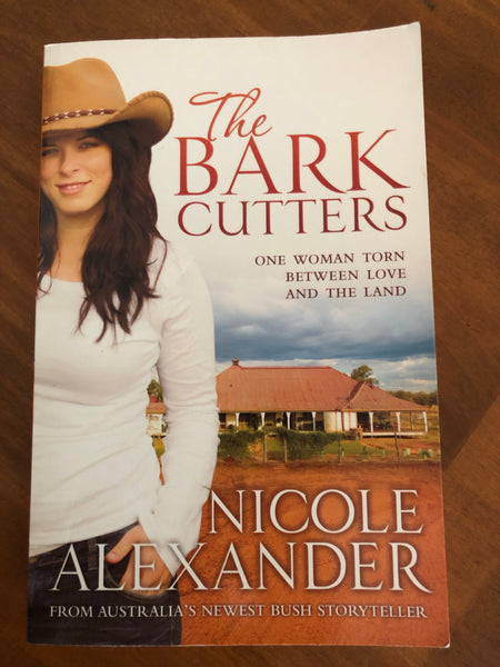 Alexander, Nicole - Bark Cutters (Trade Paperback)