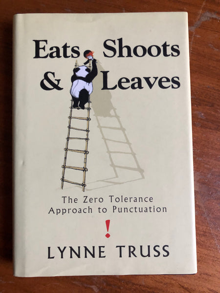 Truss, Lynne - Eats Shoots and Leaves (Hardcover)