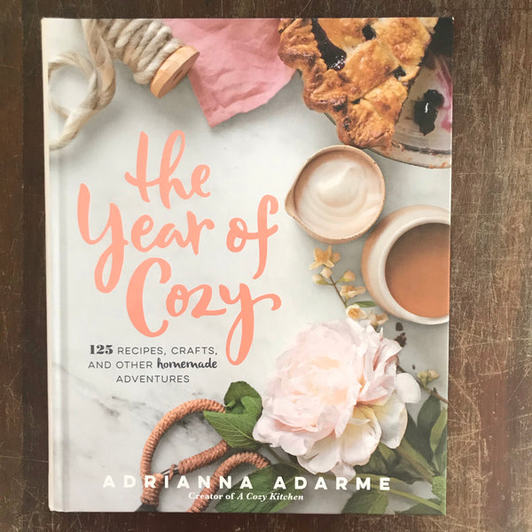 Adarme, Adrianna  - Year of Cozy (Hardcover)