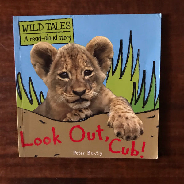 Bently, Peter - Look Out Cub (Paperback)