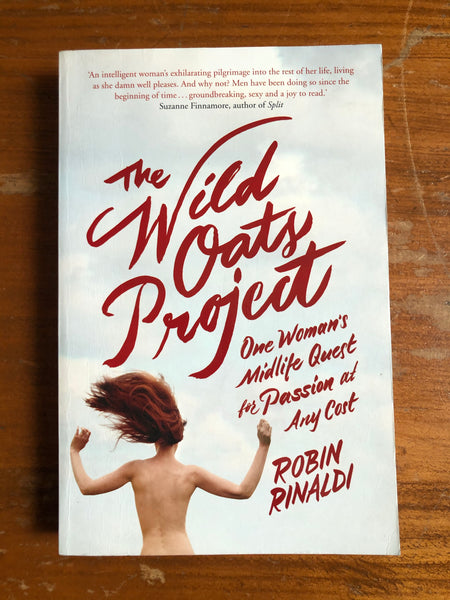 Rinaldi, Robin - Wild Oats Project (Trade Paperback)